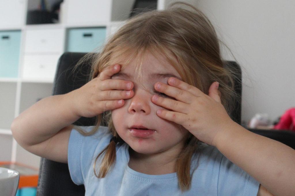 soins des yeux infirmier