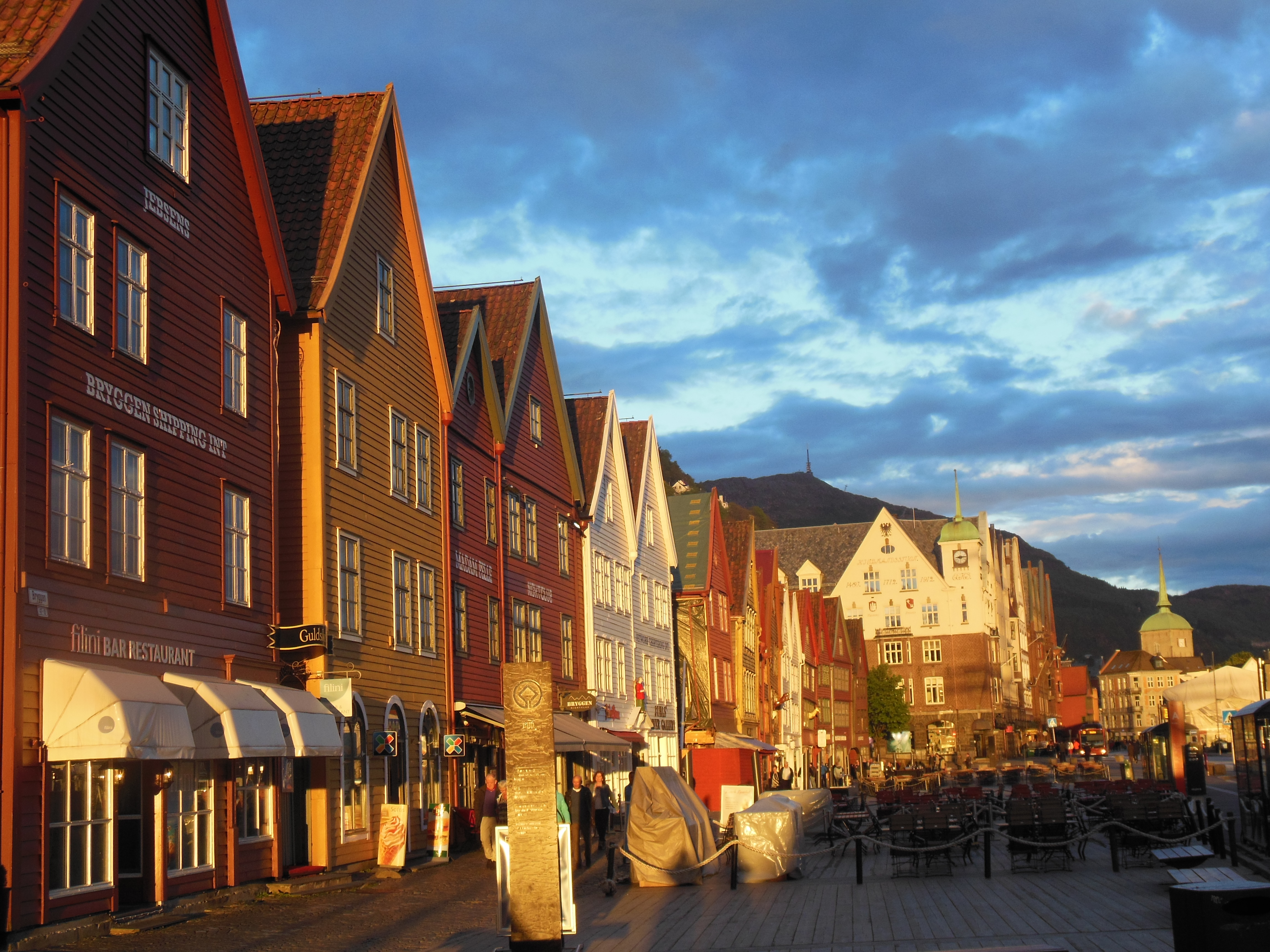 Bergen Norvège 2