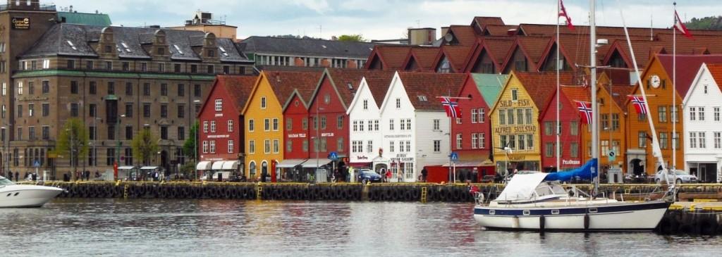 Bergen, Norvège 1